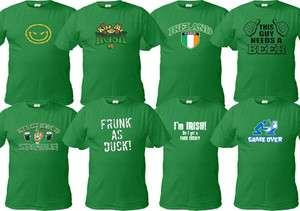 St Patricks Day Tee Shirt St. Pattys Pub Crawl Drinking T shirt