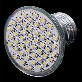 3W E27 48 3528 SMD LED Light Lamp Bulb Spotlight White 110 240V