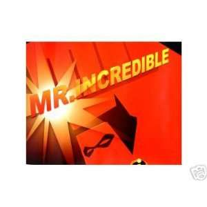 com Incredibles (Mr. Incredibles) Single Sided Original Movie Poster