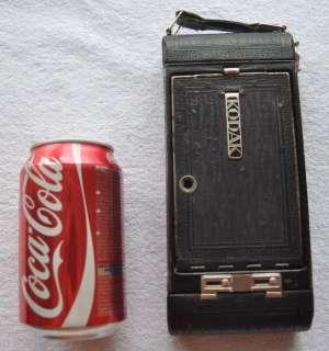 Britain 1A Pocket Kodak Vintage Folding Photo Camera A116 Film