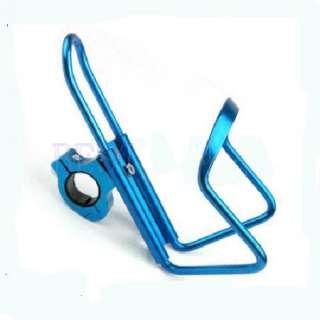 New Bike Bicycle Aluminum Alloy Handlebar Water Bottle Holder Rack