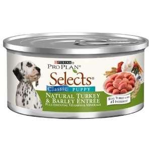 Pro Plan Natural Turkey Barley Dog Food