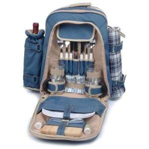 Picnic & Beyond The Camper   ABG 2 Person Picnic Backpack