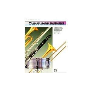 Alfred Publishing 00 5971 Yamaha Band Ensembles, Book 3