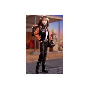 Barbie Harley Davidson Collectible Doll   Mint Condition