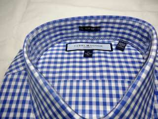 NEW $65 TOMMY HILFIGER DRESS/CASUAL SHIRTS @  VARIOUS STYLES
