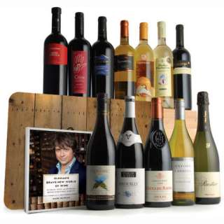 Brave New World of Wine Collection Gift Set