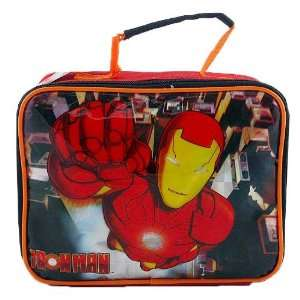 Iron Man Armored Adventures Lunch Bag