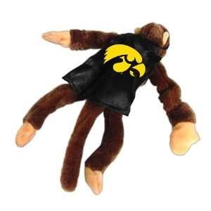 Pack of 2 NCAA Iowa Hawkeyes Plush Flying Monkey Stuffed