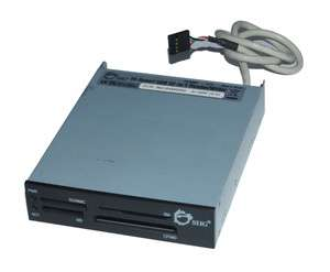 Siig JU 52NF13 S1 Internal Card Reader Dell UM617 3.5in