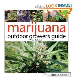 Marijuana Outdoor Growers Guide: S. T. Oner:  Kindle Store
