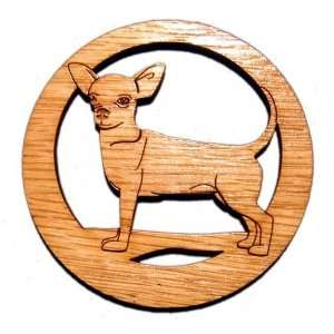 CAMIC designs DOG003M Laser Etched Chihuahua Dog Magnets   Set of 6