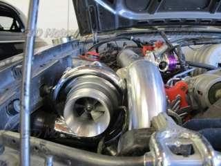 CXRacing 79 93 Fox Body Ford Mustang V8 5.0 Intercooler Piping Kit