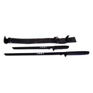 New Set of 2 Japanese Katana Samurai Sword with Sheath