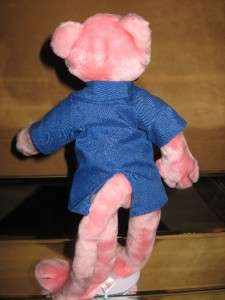 THE PINK PANTHER®) 15 PoSeABLE Stuffed PLuSH DoLL