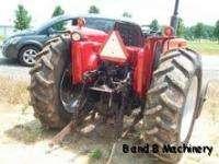 Case International 395 Diesel Farm Tractor