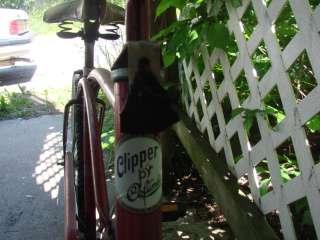 Columbia Clipper Bike Bicycle Sport Huffy Seat Men Custom Built