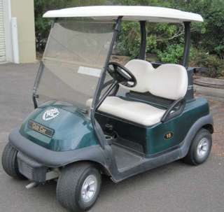 2008 CLUB CAR PRECEDENT GOLF CART BUGGY GREAT CONDITION