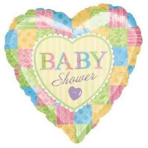 Baby Shower Balloons   18 Cute As A Button Baby: Toys