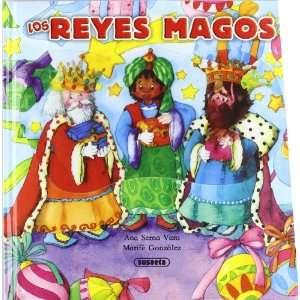 LOS REYES MAGOS (9788467704037): Susaeta Ediciones: Books