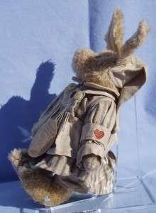 BOYDS BEARS Emily Babbit Spring 1998 Nurse Bunny NWT