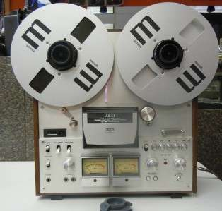 Akai GX 630D Reel to Reel Tape Deck Recoreder Perfect Condition W