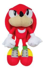 Sonic the Hedgehog Classic Knuckles Plush
