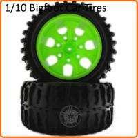 RC 1/10 Monster Bigfoot Car Truck Wheel Tyre TIRE