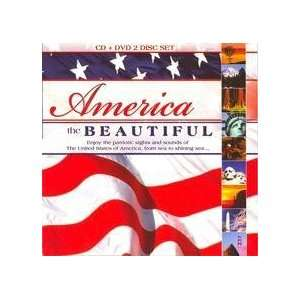 America the Beautiful (W/Dvd) Various Artists Music