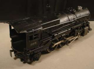 VINTAGE LIONEL 675 STEAM ENGINE LOCOMOTIVE W/ BOX MUST SEE