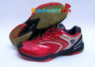 LTD Limited Edition Mans & Women Badminton Shoes Bright Red