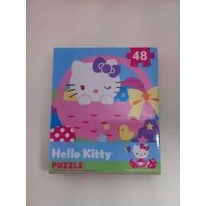 Hello Kitty Easter Puzzle, 48 Piece Toys & Games