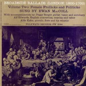 Vol. 2 Broadside Ballads (London 1600 1700) Femal Ewan