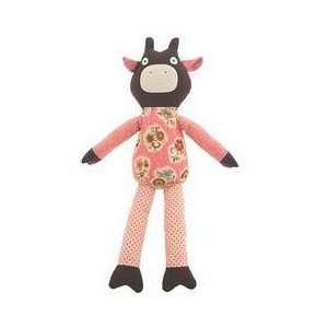 Alimrose Designs Anya the Cow Toy: Baby