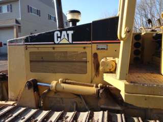 2001 Caterpillar bulldozer D4C XL Dozer loader Crawler   LOW RESERVE