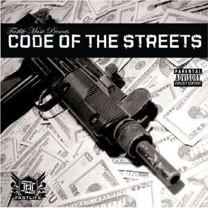 Code of the Streets 1 Various Artists Music