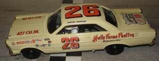 Isaac K & K Insurance 1969 Dodge Custom Built 1/32 Scale Slot Car