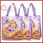 Princess Tangled Rapunzel School Roller Backpack Large 16 Rolling Bag