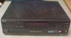Technics Compact Disc Changer Model SL PD5
