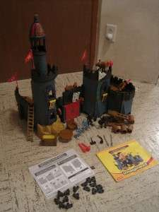 Fisher Price Imaginext Lot (Battle Castle, Goblins Dungeon,& Royal