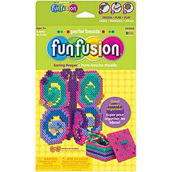 Perler Fun Fusion Earring Keeper Activity Kit