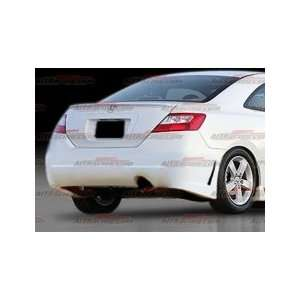 AIT Racing 06 08 Honda Civic 2DR ZEN Rear Bumper