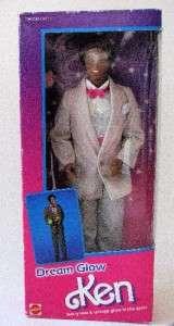 Dream Glow Ken African American Doll NRFB In Original Box