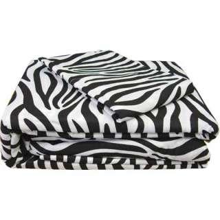 SHEET SET   Safari Animal Print Bedding Single Bed 713733288217