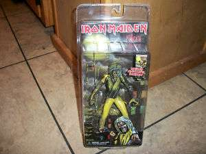 NECA  IRON MAIDEN KILLERS FIGURE (NEW)***