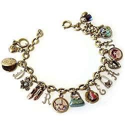 Sweet Romance Dream Charm Bracelet