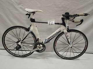2011 Cannondale Slice 4 Womens Tri Bike 47cm   Used