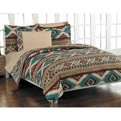 Sedona Southwest Bed in a Bag  Overstock