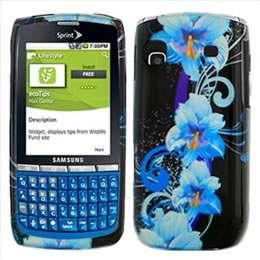 Rainbow Zebra Hard Case Cover for Samsung Replenish