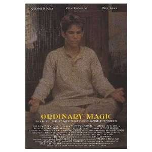 Ordinary Magic Original Movie Poster, 27 x 40 (1993